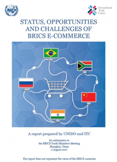 Report on Status, Opportunities and Challenges of BRICS e-commerce