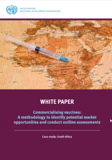 White Paper on Commercialising vaccines in South Africa