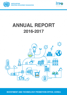 ITPO Korea Annual Report 2016-2017