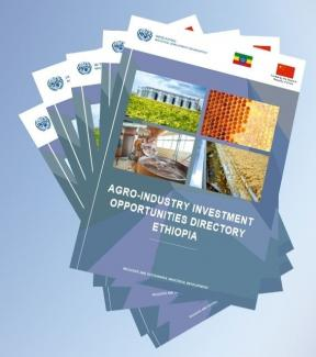 Agro-Industry Investment Opportunities Directory: Ethiopia