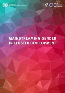 Mainstreaming Gender in Cluster Development