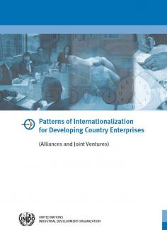 Patterns of Internationalization for Developing Country Enterprises