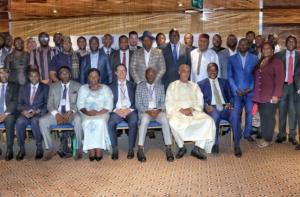 UNIDO's support in Quality Infrastructure promotion in West Africa