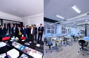 Light Industry Service and Training Center in Yerevan