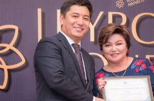 "UNIDO Project in Kyrgyzstan named ""Project of the Year"""